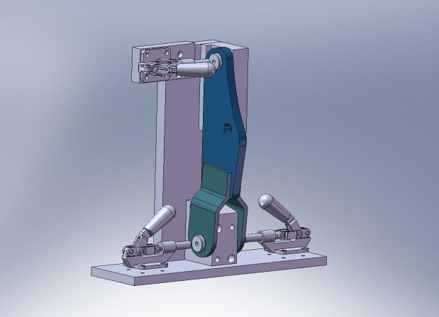 example picture of Tooling product - 3D print